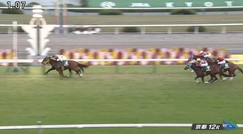 【競馬】京阪杯はサトノルパンがV 単勝1.5倍の ビッグアーサーは藤岡康が控えて届かずの2着