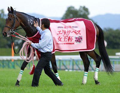 【競馬】ラキシス 鞍上ルメールでエリザベス女王杯へ