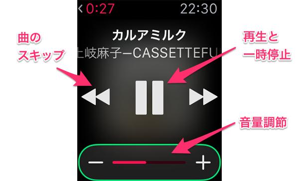 AppleWatchミュージック05