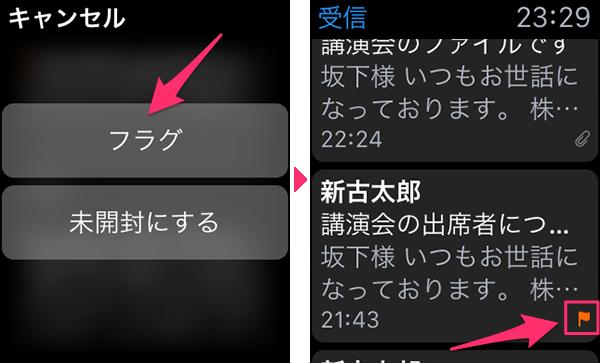 AppleWatchメール11