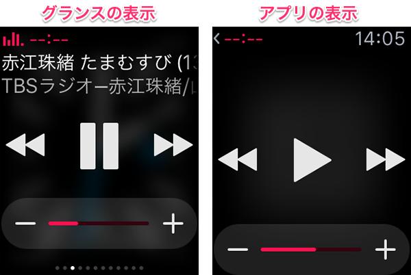 AppleWatchでradiko03