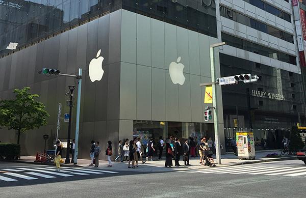 AppleWatch予約とピックアップ00