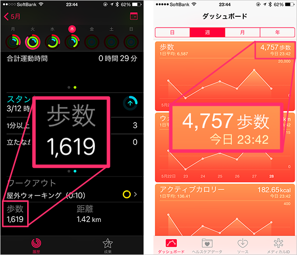 AppleWatchヘルスケア10