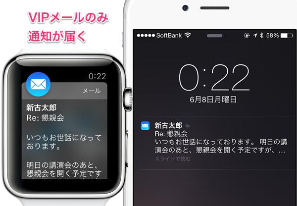 AppleWatchメールおすすめ10
