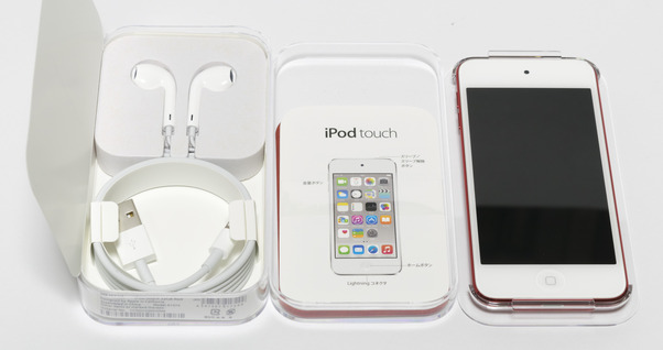 「ipod touch 6 付属品」の画像検索結果