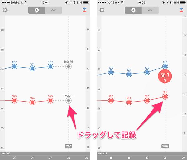 iPhoneヘルスケアアプリ10
