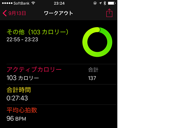 AppleWatchのススメ07