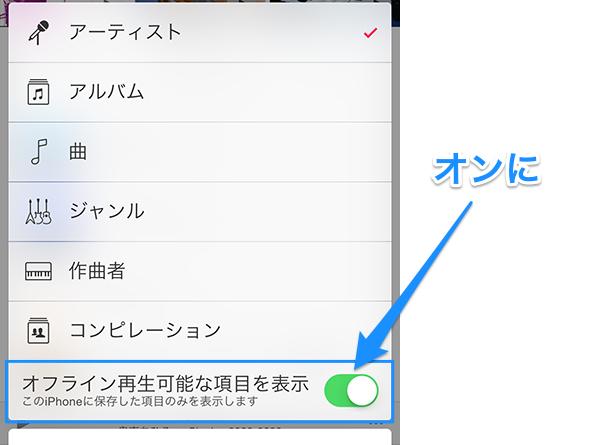 AppleMusicモバイルデータ11