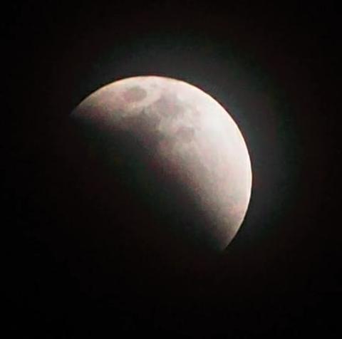 皆既月食2018131②
