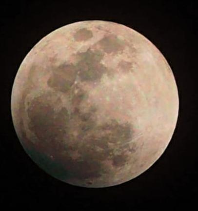 皆既月食2018131