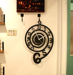 渦巻き時計