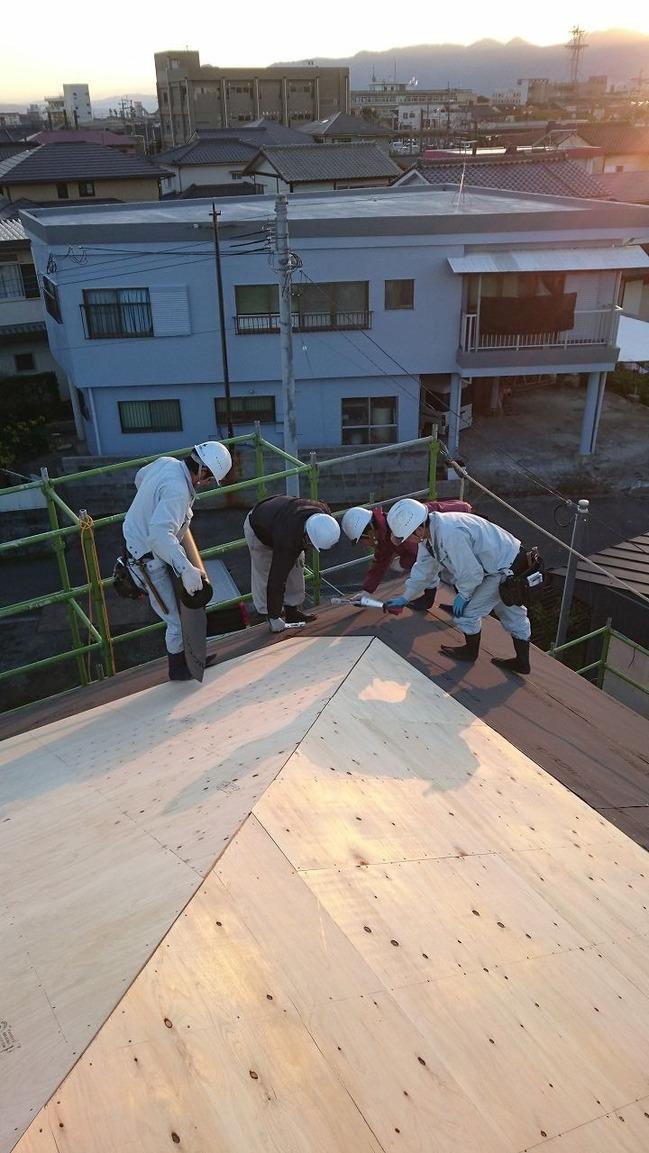 3屋根工事 (4)