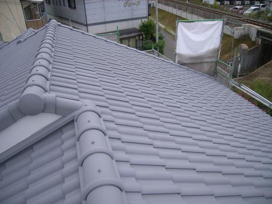 屋根の状況