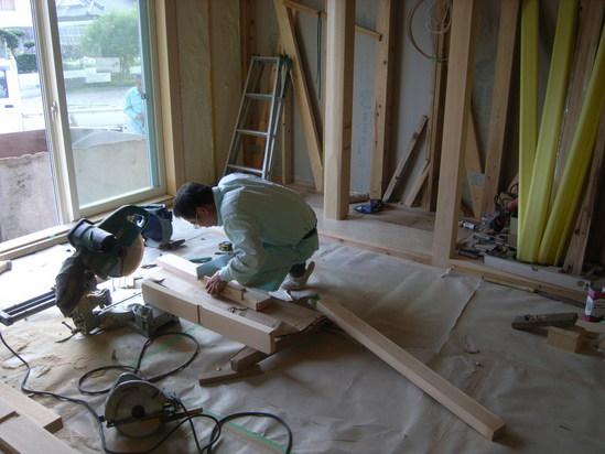 和室の造作