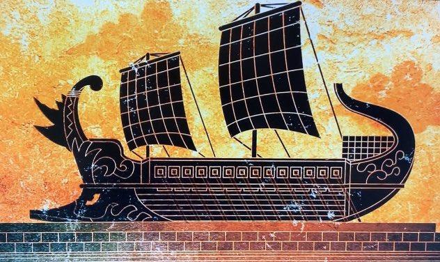 神話 船 は と の テセウス ギリシャ