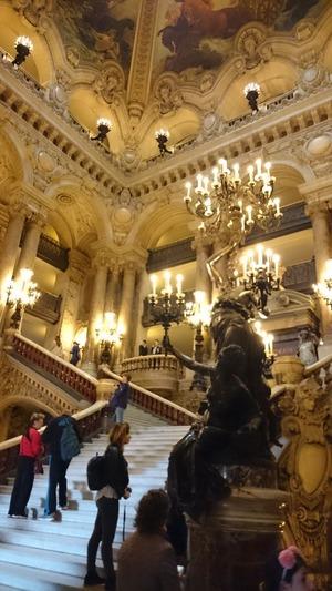 オペラ座内部