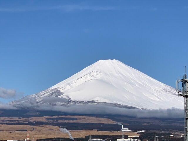 2021冨士山