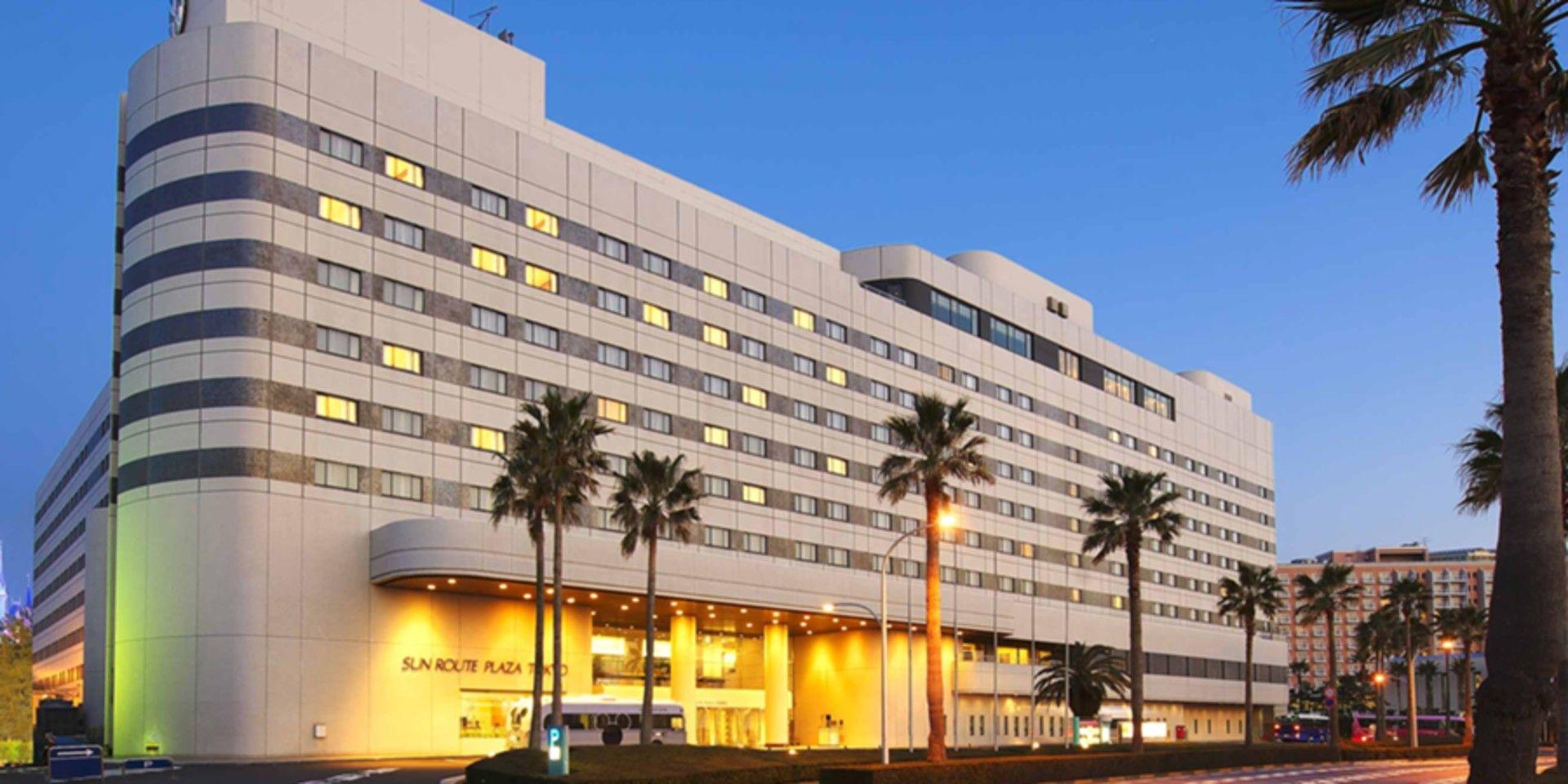 今夜は、東京ディズニーリゾートホテル でステージ! : haru blog「haru