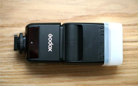 Godox TT350Sの外観
