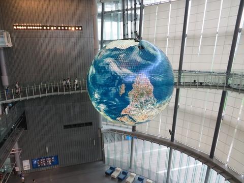 日本未来科学館見学 022