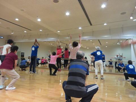 ストレッチ体操と正しい歩き方 043