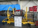 P3Cのエンジン