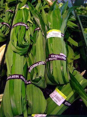 シンガポールねた! : 緑色の食べ物はだいたいパンダン