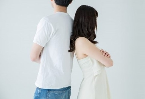 夫婦喧嘩 (2)