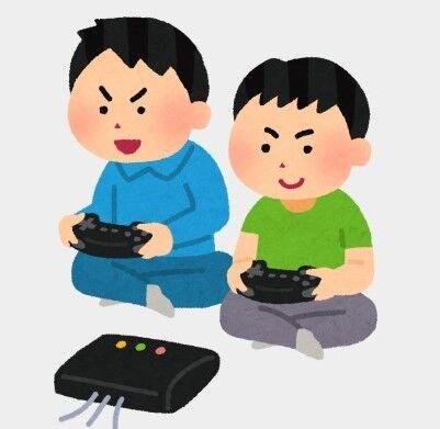テレビゲーム (2)