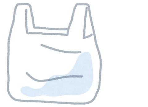 レジ袋 (2)