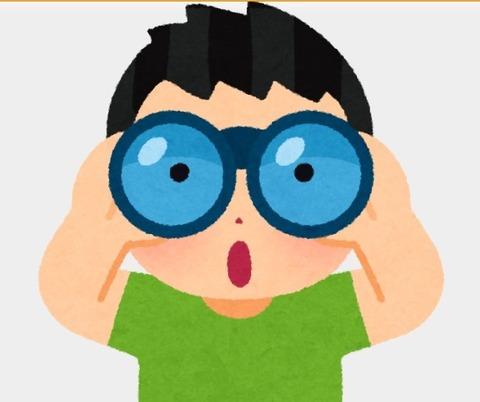 双眼鏡 (2)