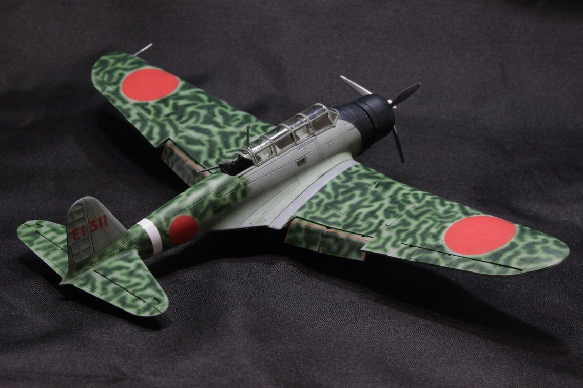 第67物資集積所   エアフィックス 1/72 九七式艦上攻撃機(翔鶴搭載機) コメント