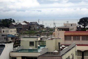 糸魚川の町