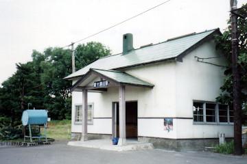 新十津川駅舎(1994)