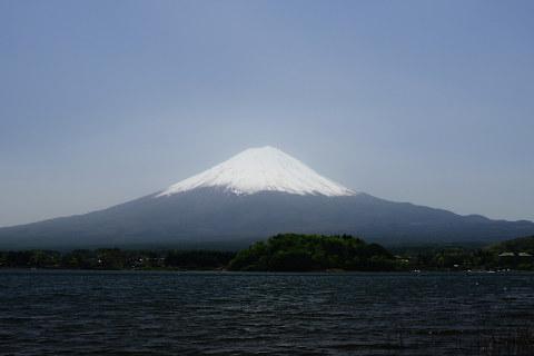 大石からの富士