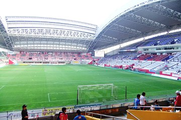 スタジアム:神戸