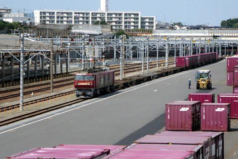 羽沢貨物駅