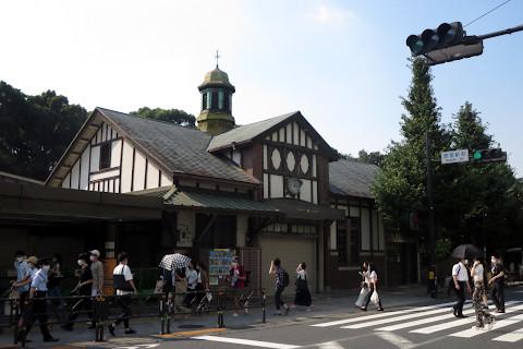 原宿旧駅舎