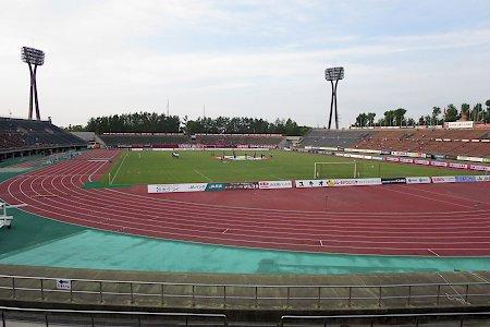 スタジアム:金沢