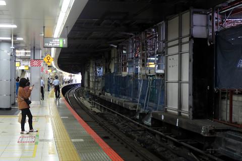 渋谷1番線