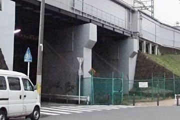 仲木戸橋脚(2011年)