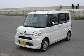 レンタカー:シフォン
