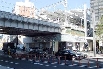 元業平橋駅