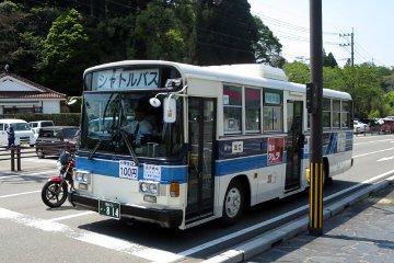 高千穂峡シャトルバス