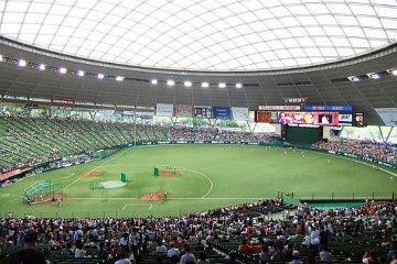 スタジアム:西武ドーム