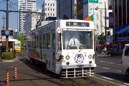 岡山たま電車