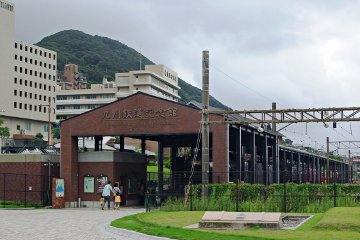 鉄道記念館