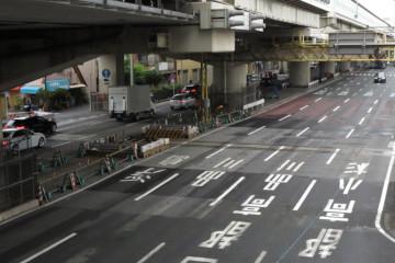産業道路踏切