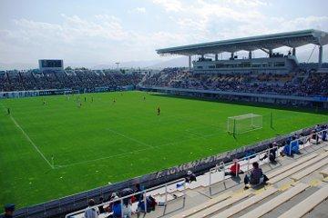 スタジアム:松本平
