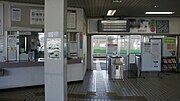 180px-JR_Muroran-Main-Line・Sekisho-Line_Oiwake_Station_Gates